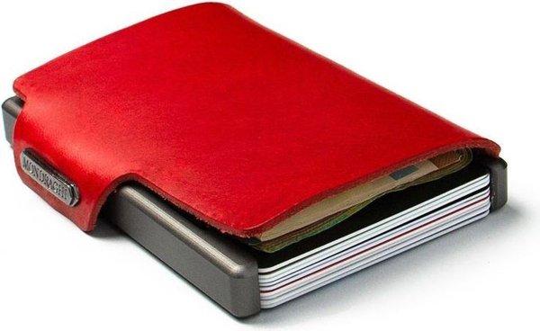Mondraghi RFID Wallet The Original Rood