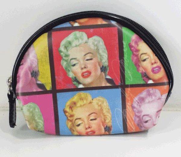 Portemonnee Marilyn Monroe Rond - portefeuille - portemonnaie - beurs