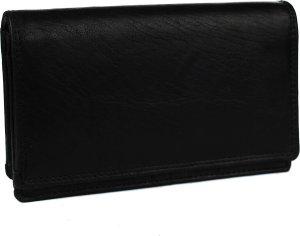 Portemonnee dames Wild Leather Only !!! Buffel leder- (FLRS-5017-101-6)