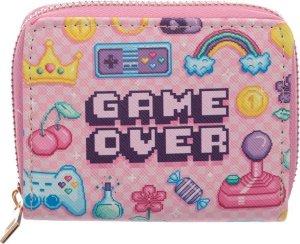 Portemonnee roze - Game Over-