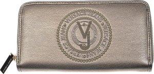 Versace Jeans - Linea R Dis. 1 - large ZA - dames portemonnee - goud