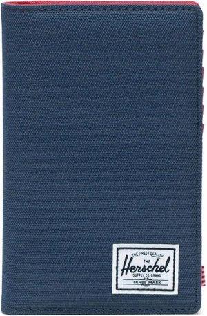 Herschel Search RFID Portemonnee Navy/Red