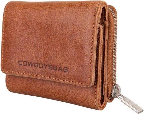 Cowboysbag Purse Steytler Portemonnee Cognac