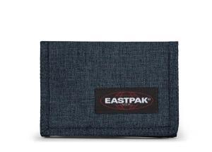 Eastpak portemonnee jeans blauw