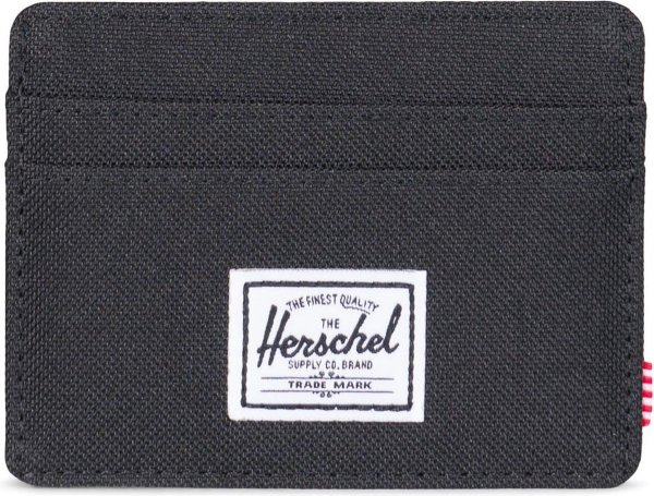Herschel Supply Co. Charlie Portemonnee - Black