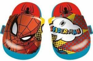 Marvel Badslippers Spider-man Jongens Rubber Rood Mt 34-35