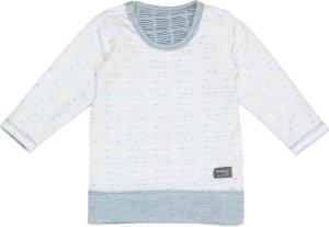 Snoozebaby Jongens T-shirt - blauw - Maat 56