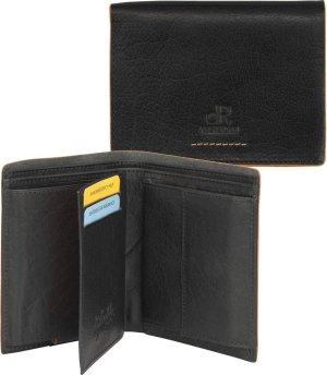 dR Amsterdam Wallet CC Comp - Icon - 91513 Black