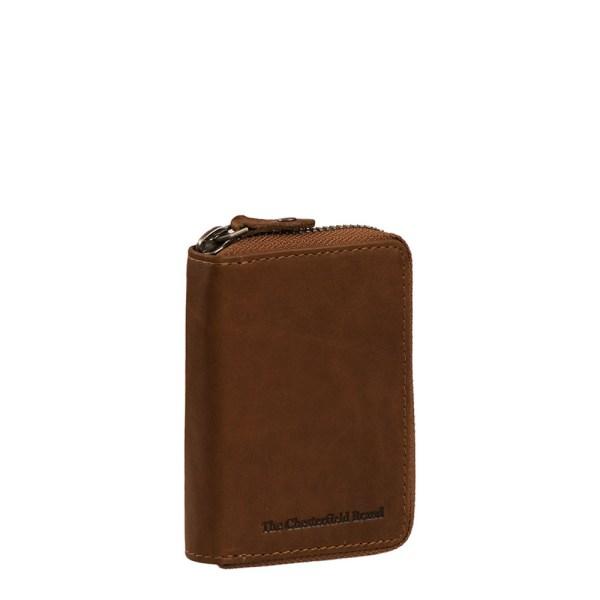 Chesterfield Robin RFID Portemonnee Cognac