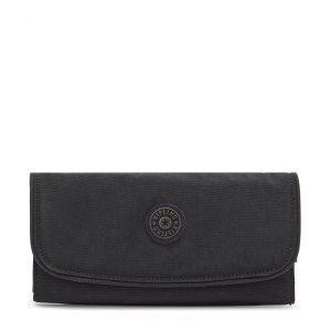 Kipling Money Land Portemonnee Black Noir
