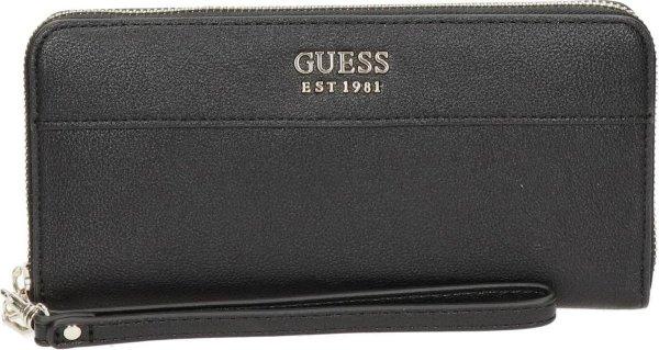 Guess Katey dames portemonnee - Zwart - Maat Geen
