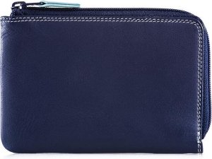 Mywalit 8cc Zip Around Wallet Denim