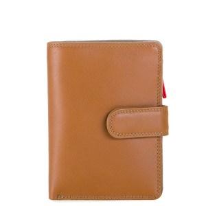 Mywalit Medium Snap Wallet Portemonnee Caramel