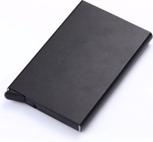 Pasjeshouder - Creditcardhouder uitschuifbaar - Aluminium - RFID Card Protector - voor mannen en vrouwen - 7 Pasjes - Zwart