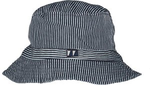Seven-One-Seven Jongens accessoires Seven-One-Seven Bertie buckethat Dream blue 1