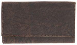 Leren Portemonnee 10x16.4 - RFID -