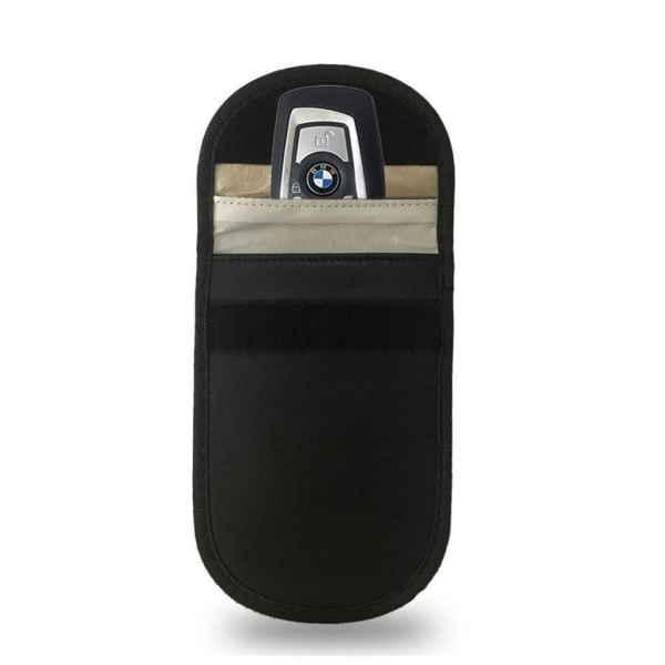 Sleutelloze RFID-bescherming - autosleutel en hoesje voor mobiele tele