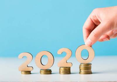 sparen spaardoel 2020