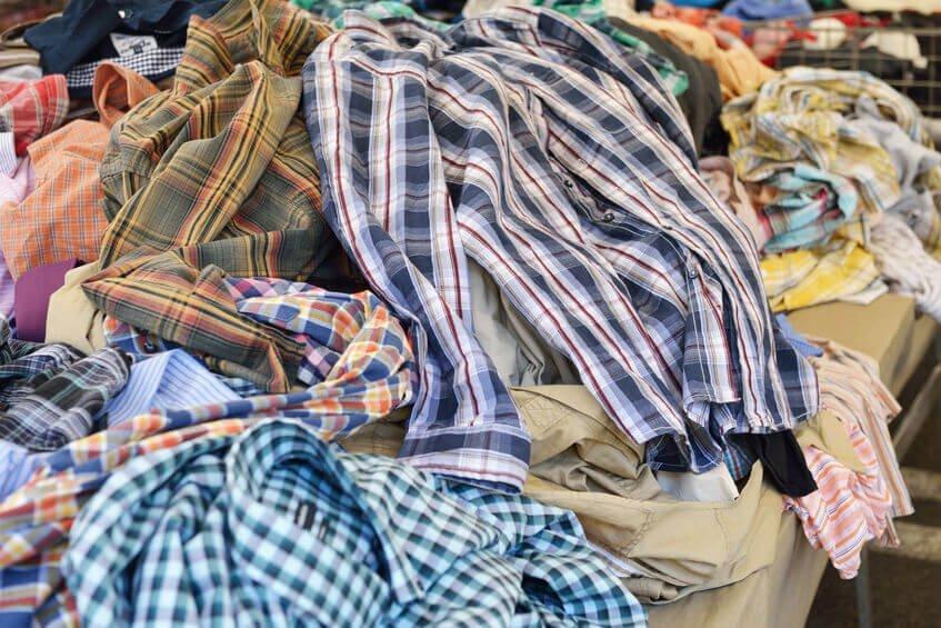 Minder uitgeven kleding