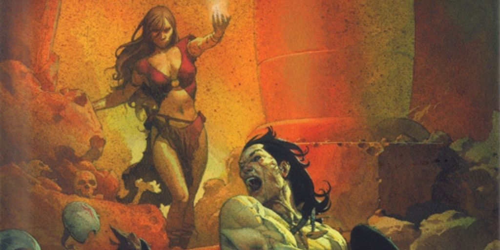 Conan le barbare, tome 1 : Vie et mort de Conan – Jason Aaron, Mahmud Asrar et Gerardo Zaffino