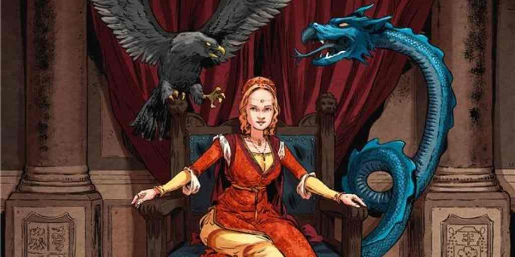Reines de sang : Catherine Sforza la Lionne de Lombardie, tome 1 – Jean-Pierre Pécau et Gabriele Parma