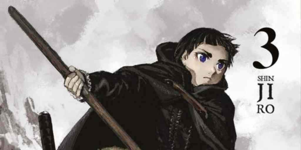 Nosferatu, tome 3 – Shinjirô