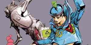 JoJo's Bizarre Adventure, Arc 8 : Jojolion, tome 21 – Hirohiko Araki