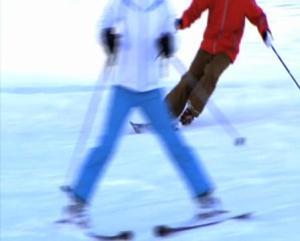 indoorskibaan skitechniek