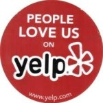 "The Back Story Behind The ""People Love Us On Yelp"" Window Sticker"