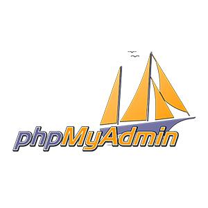 PORTFO_LIO - logo phpMyAdmin