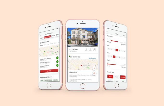 The Redfin App
