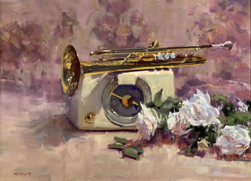 Playing on the Radio