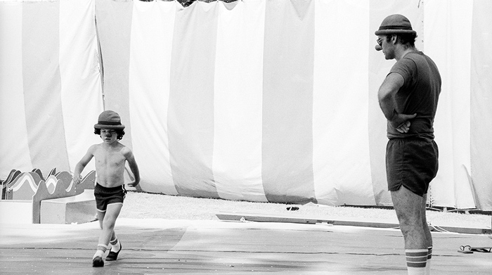 circus kid port jeff