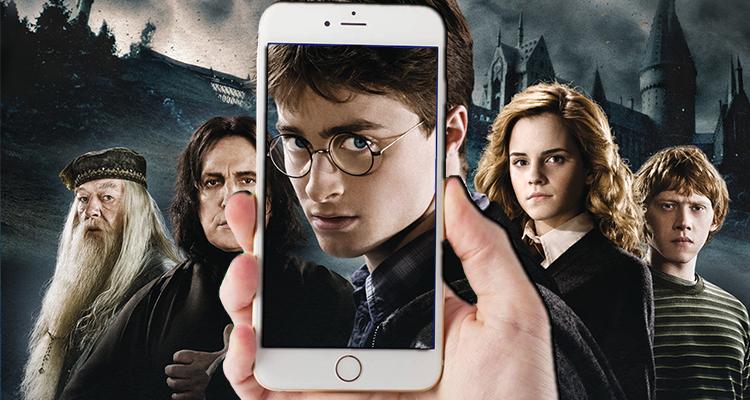 Harry potter nel 2018 il gioco per cellulari dai creatori for Mobili harry potter