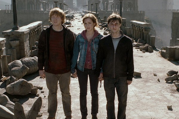 harry potter serie hbo max