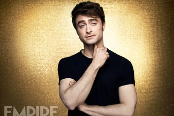 Harry Potter Empire Daniel Radcliffe