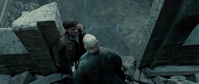 Harry Potter Voldemort Torre di Hogwarts