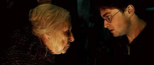 Harry Potter Bathilda Bath
