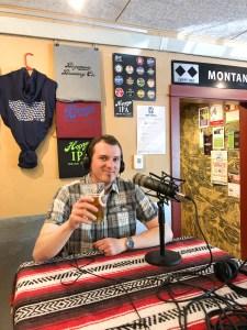 Mark Bergstrom Bozeman Brewing Company - Portland Beer Podcast episode 86 by Steven Shomler