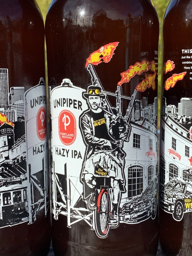 The Unipiper AKA Brian Kidd & Ryan Pappe Head Brewer Portland Brewing Co. - Portland Beer Podcast Episode 98 by Steven Shomler