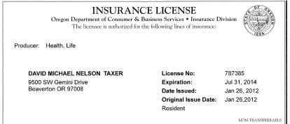 Texas Insurance January 2017