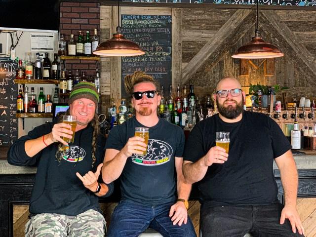 Portland BLT Week Kickoff & Pono Brewing Tap Takeover at Bar Maven Photos by Steven Shomler