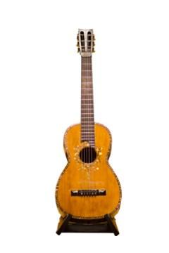 guitar-4-on-white