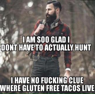 Image result for beard meme hipster