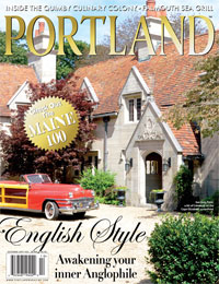Portland Magazine, October 2011