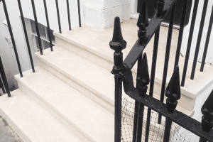 Why Portland Stone for your entrance steps?