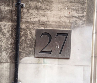 Cleaning Portland Stone
