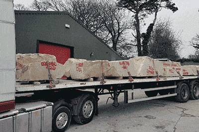 Natural Stone Supply Only