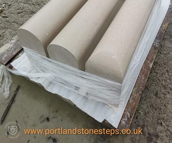 Bespoke Portland Coping Stones