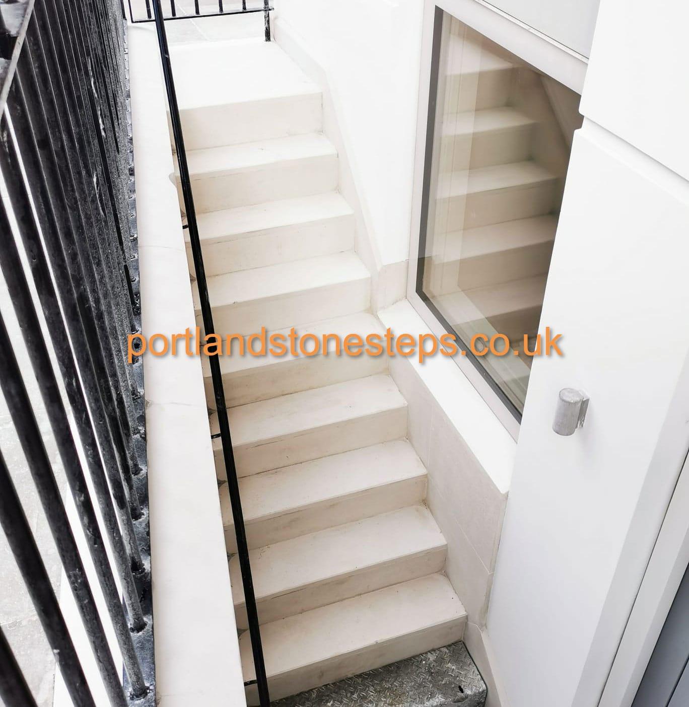 Portland Stone Steps 2021